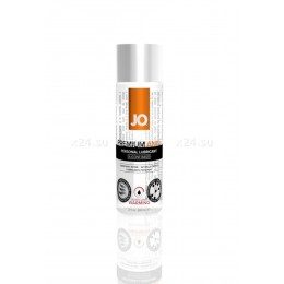 Анальный обезболивающий и согревающий лубрикант на силиконовой основе Anal Premium Warming (60мл)