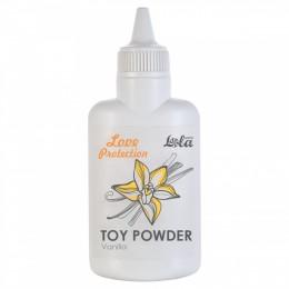 Ароматизированная пудра для игрушек Love Protection Ваниль (30 гр)