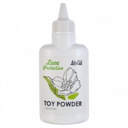 Ароматизированная пудра для игрушек Love Protection Жасмин (30 гр)