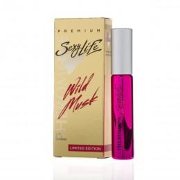 "Ароматизирующее масло для женщин ""Wild Musk"" Premium философия аромата Aoud Vanille №6 (10 мл)"