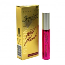 "Ароматизирующее масло для женщин ""Wild Musk"" Premium философия аромата Sublime Balkiss №3 (10 мл)"