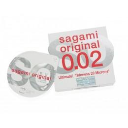 Ультратонкие полиуретановые презервативы Original 0,02 мм (1 шт.)