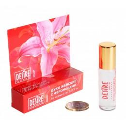 Ароматизирующее масло для женщин DESIRE mini №14 Deep Red (5 мл)