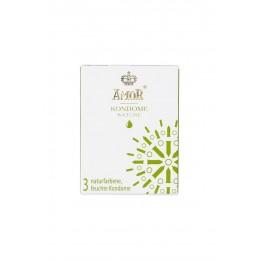 Классические презервативы AMOR NATURE 18 см (3 шт)