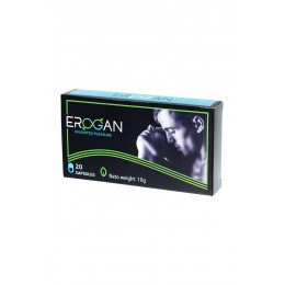Таблетки для мужчин ЭРОГАН (20 шт)
