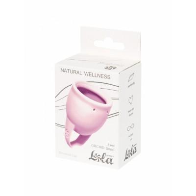 Менструальная чаша Natural Wellness Orchid (15 мл)