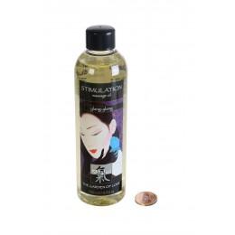 Возбуждающее массажное масло с ароматом Иланг Иланг Massage Oil Stimulation Ylang Ylang (250 мл)