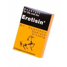 Возбуждающие драже для двоих Erotisin (30 шт)