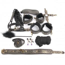 Набор для BDSM-игры NOTABU (10 предметов)