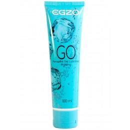Охлаждающий лубрикант на водной основе с пролонгирующим действием Egzo GO (100 мл)