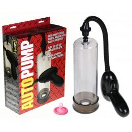 Автоматическая вакуумная помпа для пениса Auto Pump