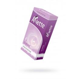 Презервативы Arlette Classic классические № 2 (12 шт)